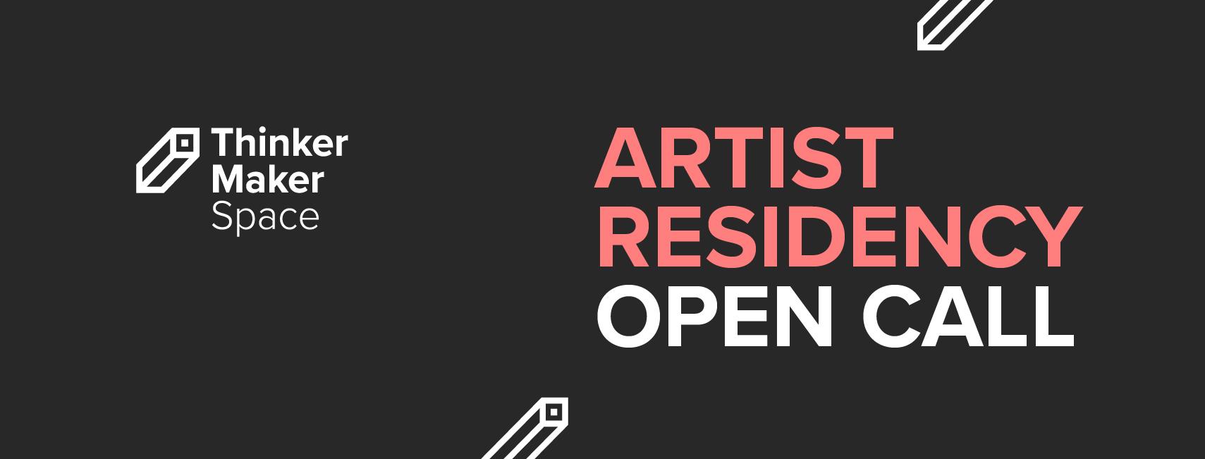 artist residency open call